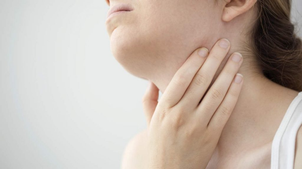 Image result for simptom kanser tiroid