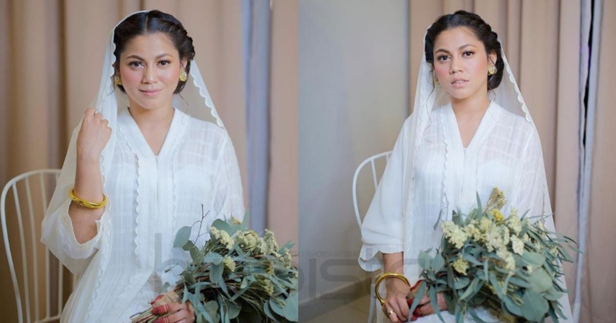 Tolak Dress Moden Kaka Azraff Pilih Sarung Kebaya Angkat Tema