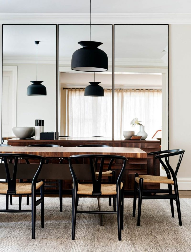 10 Koleksi Meja Makan Mid-Century, Ubah Penampilan Ruang 2