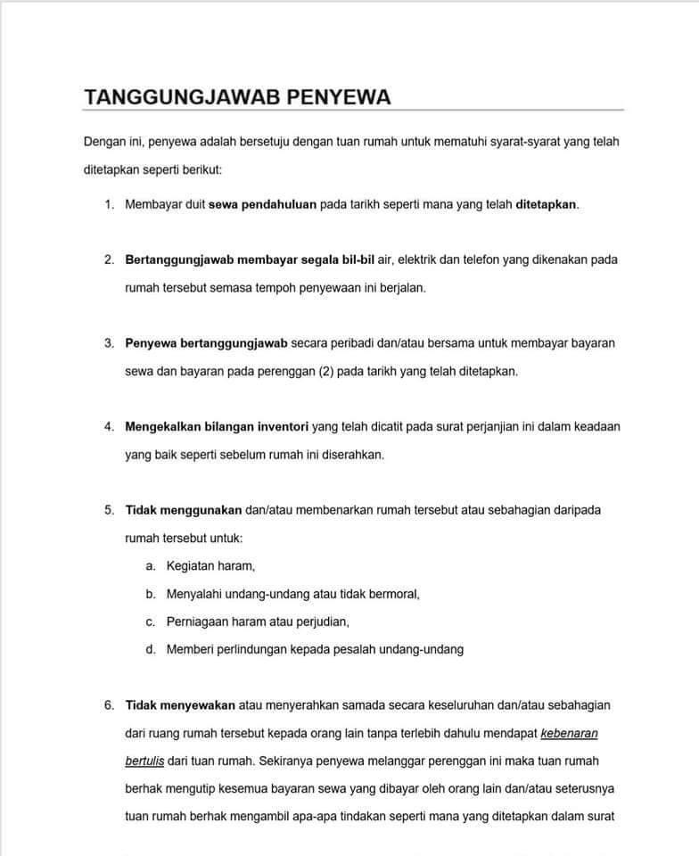Cara Membuat Surat Kontrak Rumah Suratmenyuratnet