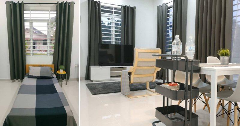 Dekor Minimalis Rumah Bujang Siap Bina Dalam Masa 4 Bulan