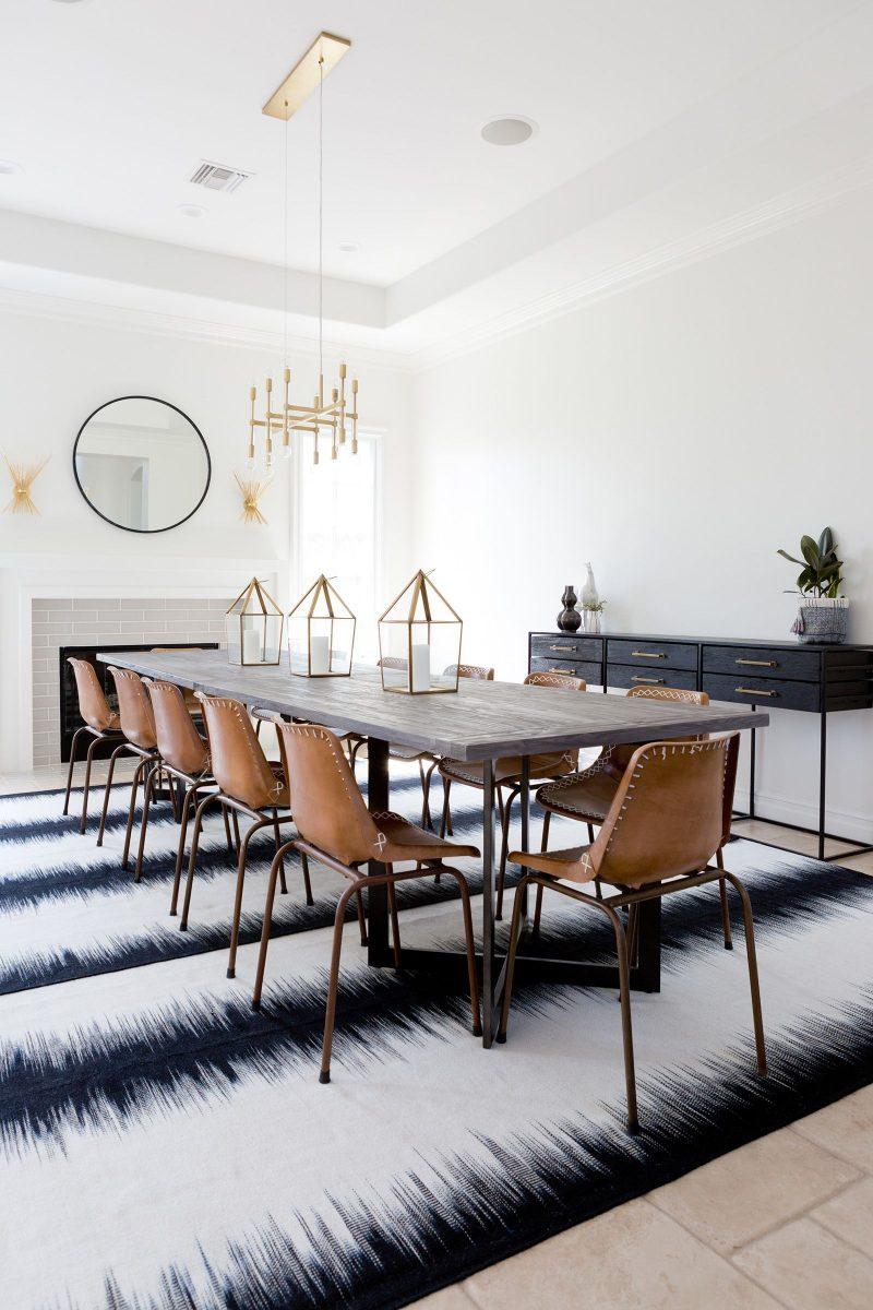 10 Koleksi Meja Makan Mid-Century, Ubah Penampilan Ruang 3