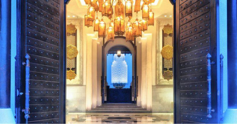 (GAMBAR) Istana Syarqiyyah 100 Bilik Tersergam Indah Di Bumi Terengganu