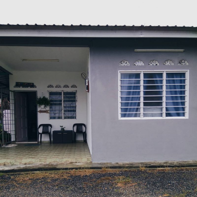 Wanita Ini Hias Rumah Sewa Dua Bilik Kos Hanya RM1500. Hasilnya Puas Hati! 2