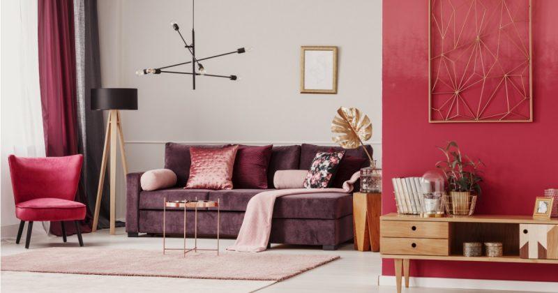 Kenali 7 Warna Popular Ini Sebelum Cat Ruang Tamu