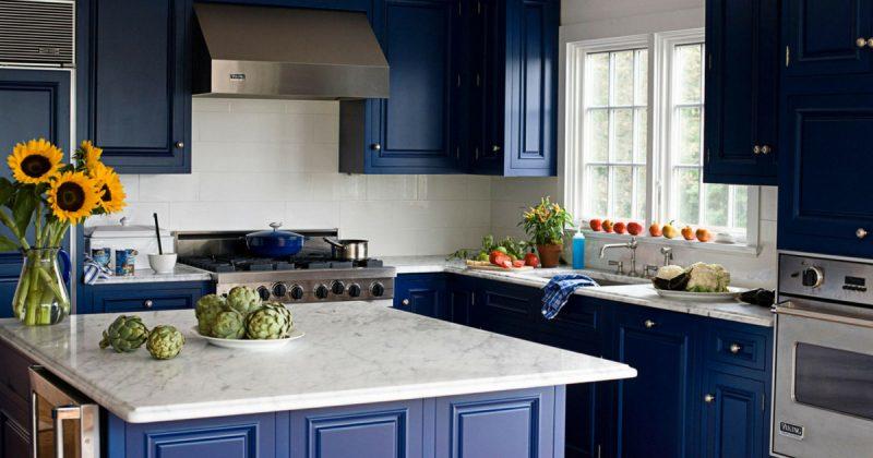 5 Pilihan Warna Dapur Luar Biasa Tapi Cantik