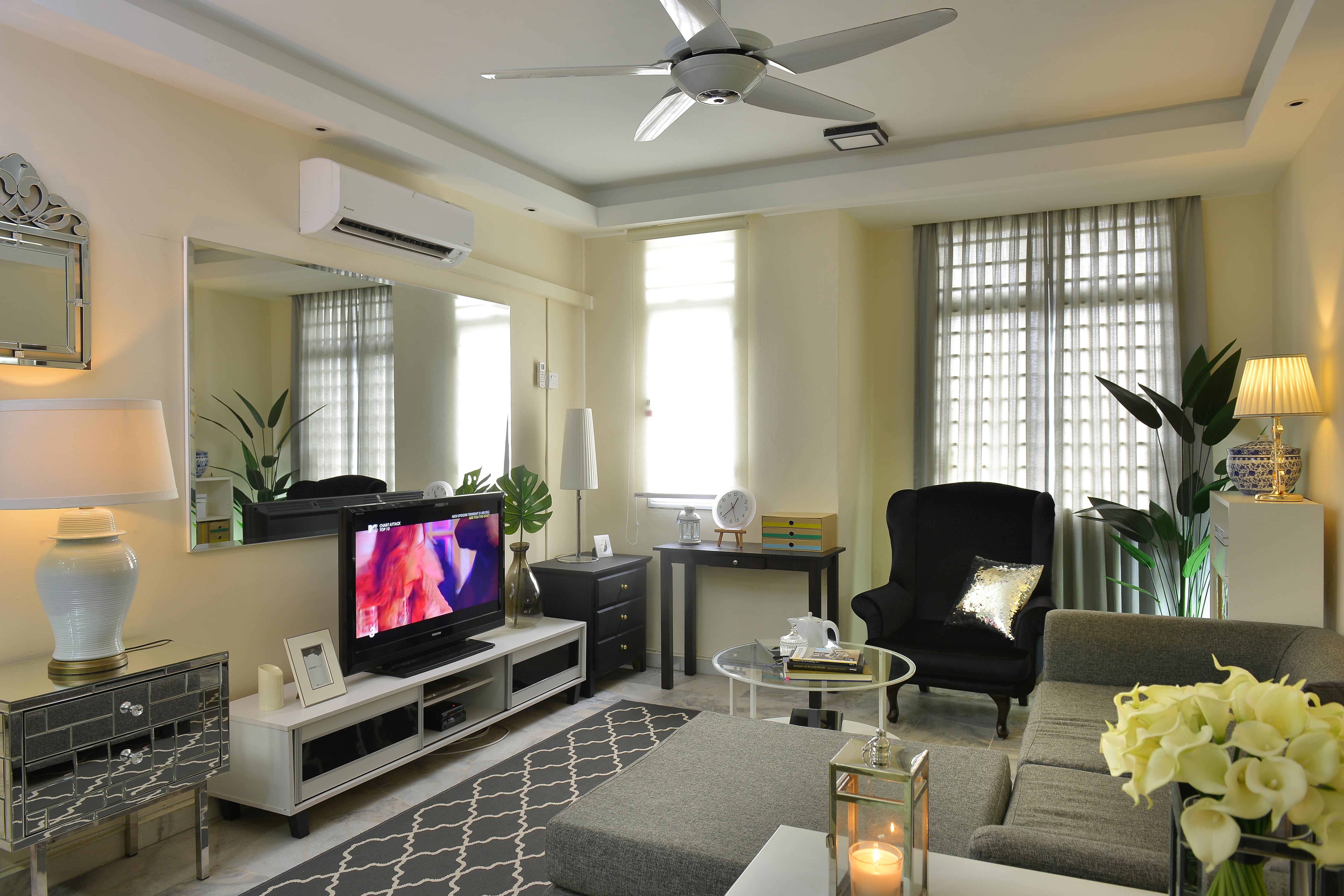 Dekorasi Rumah Flat Simple Inspirasi Dekorasi Rumah