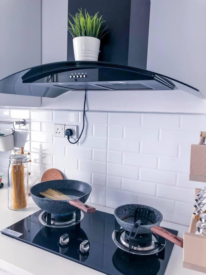 Makeover Sendiri Dapur Sempit 7 Kaki Modal RM 2,746.60 14