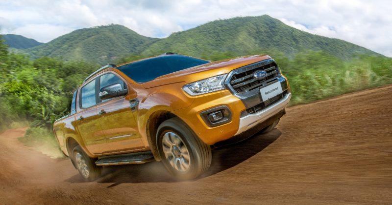Generasi Baru Ford Ranger Dengan Tranmisi 10 Kelajuan