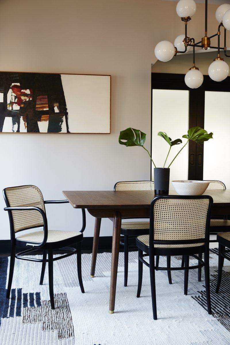 10 Koleksi Meja Makan Mid-Century, Ubah Penampilan Ruang 6