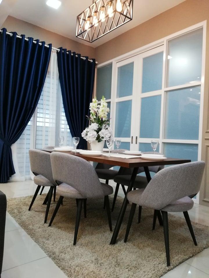 Renovasi RM50k Kediaman Moden Industri 6