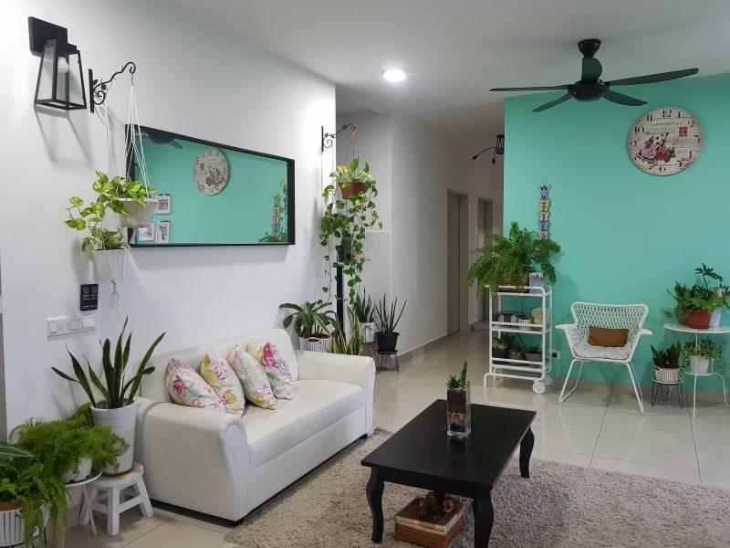 Apartment PPA1M Dengan Konsep Segar Scandinavian 2