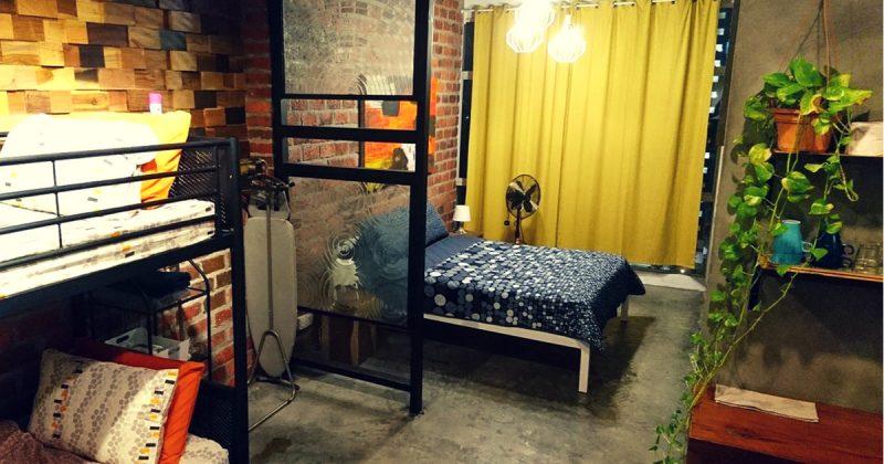 (Gambar) Pasangan Ini Tukar Rumah Persinggahan Jadi Homestay Hipster Selesa. Memang Wow!