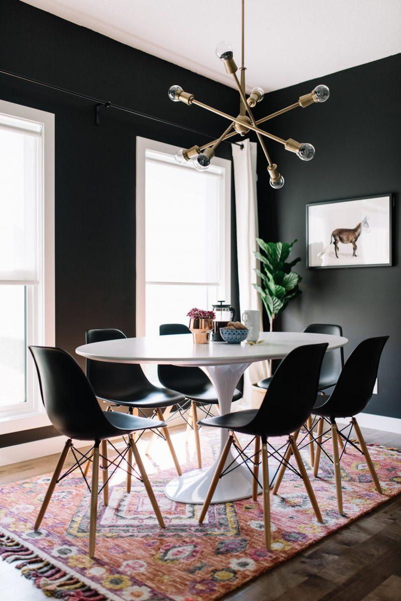 10 Koleksi Meja Makan Mid-Century, Ubah Penampilan Ruang 5