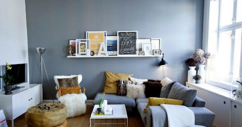 6 Tip Wajib Guna Untuk Dekor Ruang Tamu Sempit Nampak Luas Impiana
