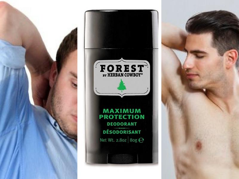 5 Deodoran Bau Paling Best Untuk Lelaki