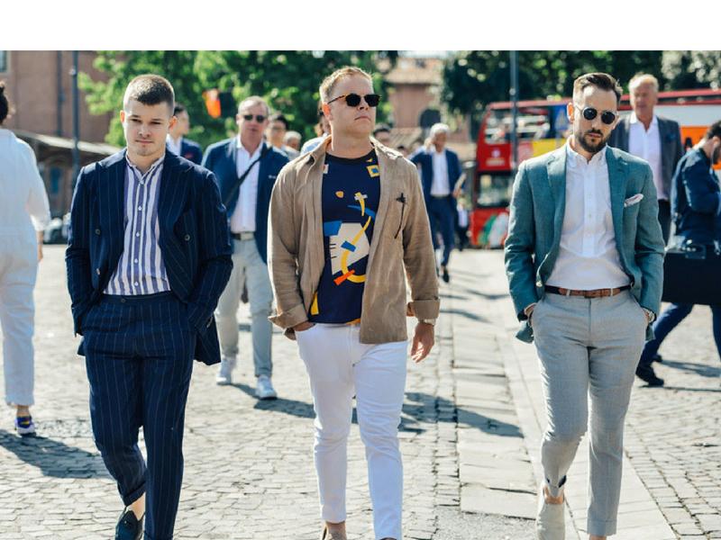 'Smart Casual' Ke Pejabat Untuk Lelaki Maskulin