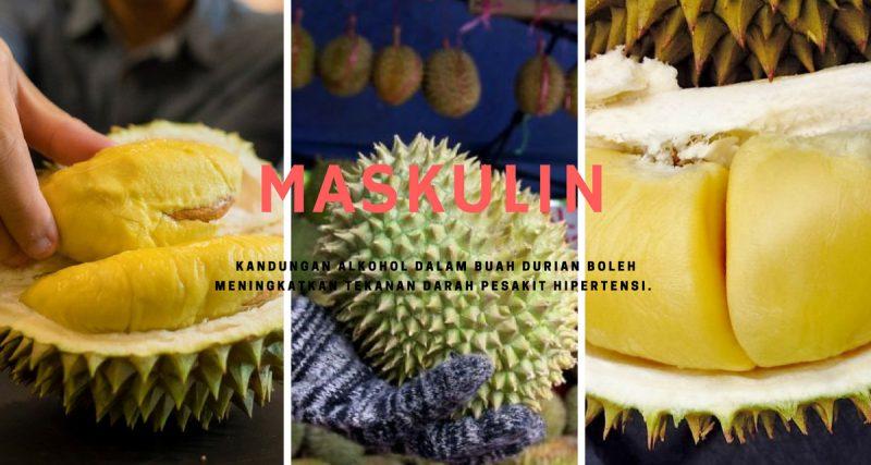 Boleh Atau Tidak Orang Darah Tinggi Makan Durian?