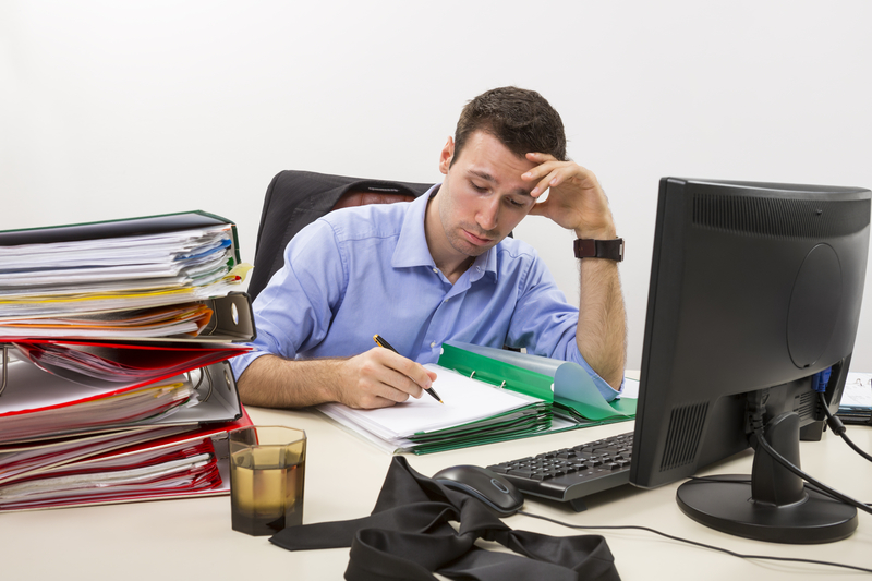 Ini Antara Sebab Kenapa Anda Sering Penat Pada Waktu Siang