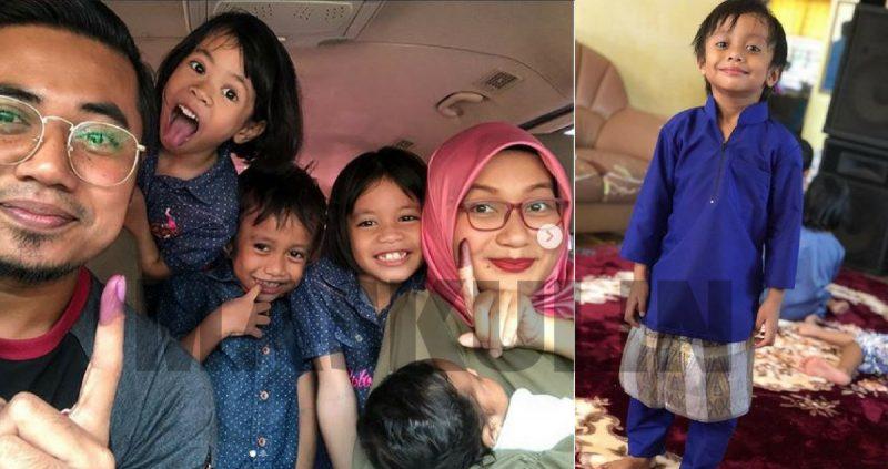 Isteri Lan Solo Kongsi Pengalaman Anak Nyaris Alami Gangguan Saraf & Mata Tak Berhenti Berkedip Berpunca Daripada Gajet!