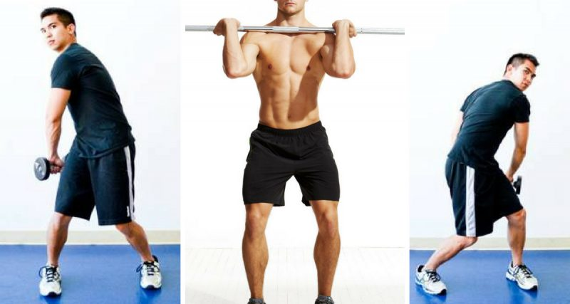 4 Workout Confirm Buat Otot Satu Badan Betul-Betul Sado