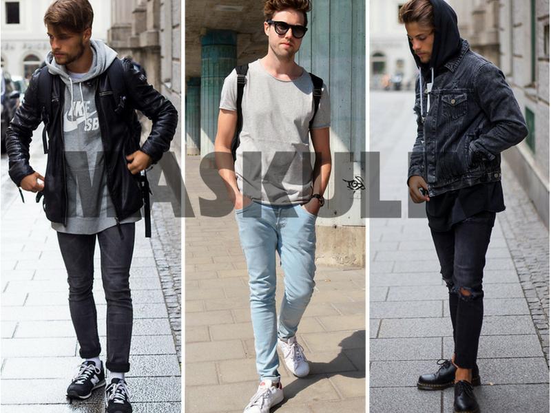 4 Tip Mudah Pilih Skinny Jeans Untuk Lelaki Yang Berisi & Buncit
