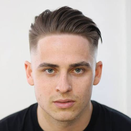 Gaya Rambut Botak 5