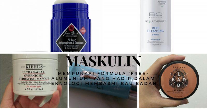 6 Produk Mampu Segarkan Wajah Dan Rambut