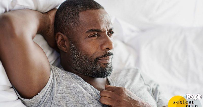 Gelaran Lelaki Paling Seksi Di Dunia Milik Lelaki Kulit Hitam Idris Elba