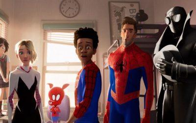 6 Jenis Spider-Man Yang Muncul Dalam Filem 'Spider-Man: Into The Verse'