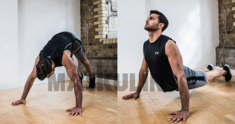 Hanya 20 Minit Sehari, Lakukan Saja 6 Senaman Lengkap Ini Dirumah Untuk Otot Mantap!