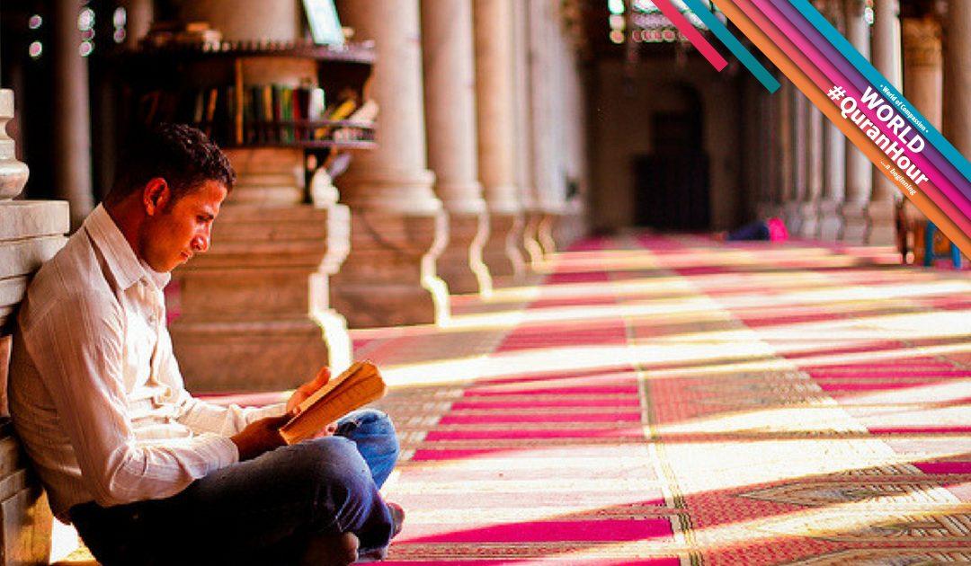 World #QuranHour : 5 Hal Dunia VS Persiapan Akhirat Yang Kita Lupa Dek Kesibukan Dunia