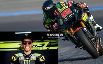 Hafizh Syahrin Harumkan Nama Negara & Bakal Beraksi Di MotoGP Dunia