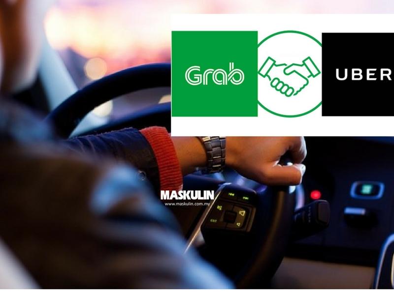 Bye Uber! Hanya Grab Sahaja Di Malaysia Dan Asia Tenggara Akibat Penggabungan Operasi & Platform