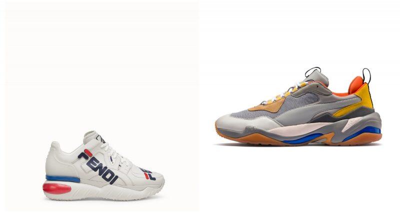 5 Sneakers Wajib Lelaki Ada