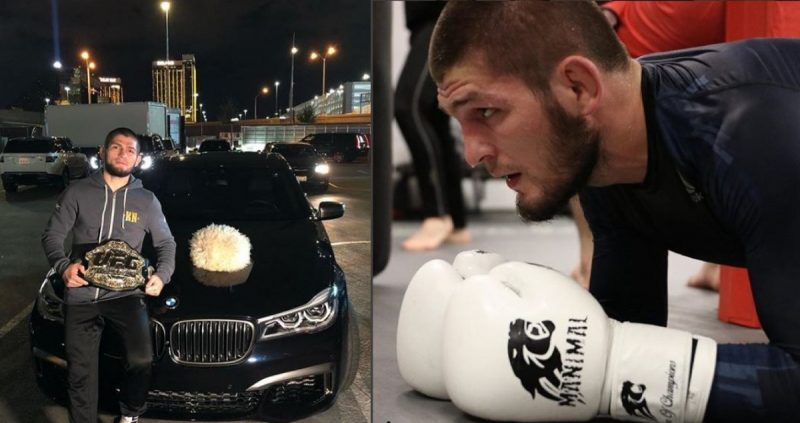 Kaya Kerana Sukan MMA, Khabib Nurmagomedov Miliki 6 Kereta Mewah!
