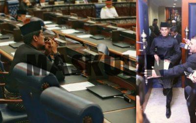 KJ Bersikap Profesional & Hormat Institusi Parlimen, Respect! Ini Baru  La 'Abah' Kita