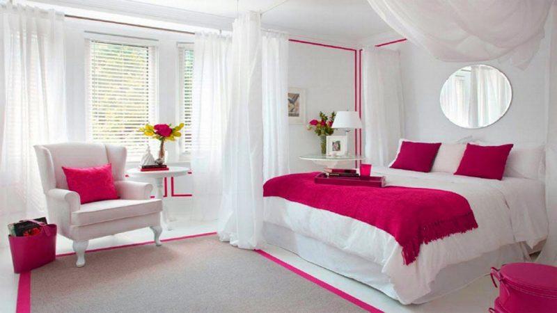 Warna Bilik Tidur Yang Romantik Design Rumah Terkini