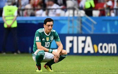 DFB Nafi Dakwaan Ozil, Mereka Hanya Berniat Untuk…