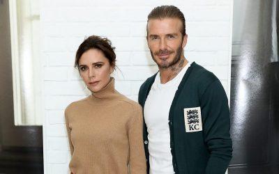 Rahsia Tampan David Beckham, Curi-Curi Guna Produk Kecantikan Isteri