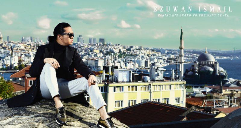 Ezuwan Ismail Wedding Realisasi Impian Raja Sehari