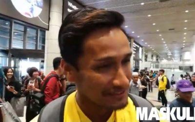 """""""Saya Mahu Jumpa Vietnam, Misi Balas Dendam"""" – Hasrat Farizal Marlias Jadi Kenyataan"""