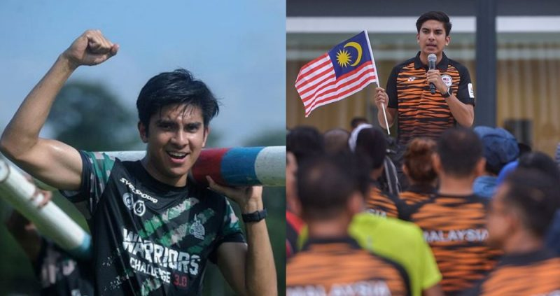 "Isu Atlet Tutup Aurat : ""Please Respect The Choice Of Our HEROES & HEROINES,"" Syed Saddiq"