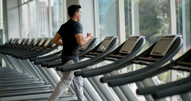 Rutin Berlari Di  'Treadmill'  Mampu Kurangkan Berat Badan!