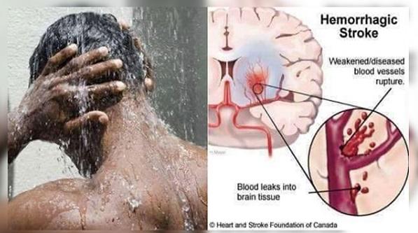 6 Kesalahan Ketika Mandi, Jangan Buat Kalau Tak Nak Kena Strok Di Bilik Air