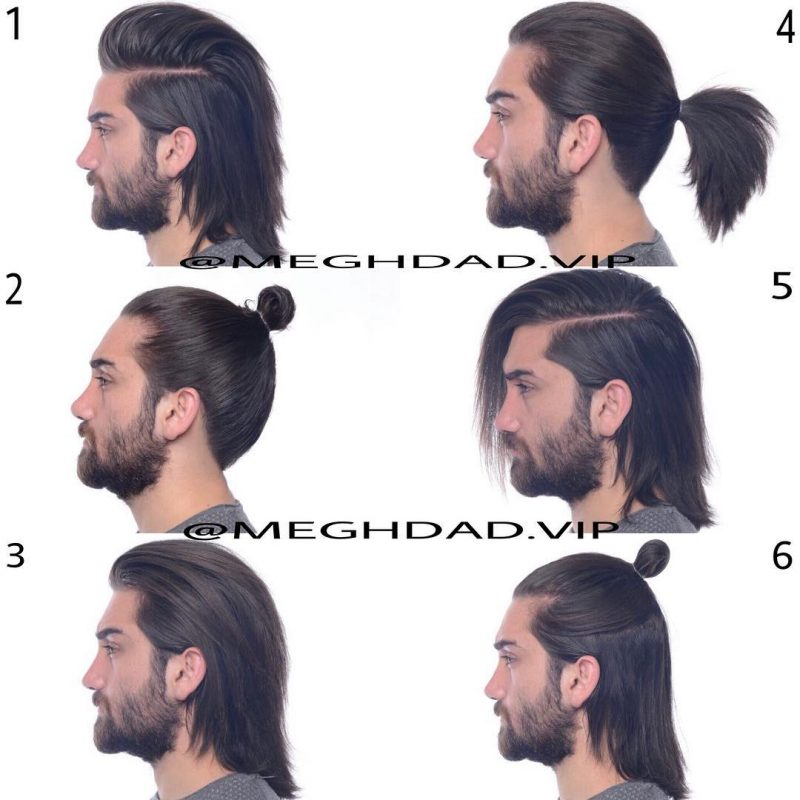 Lelaki yang gemar potongan rambut panjang mampu memukau orang lain jika  kena pada gayanya. Bagaimanapun, mereka yang memilih gaya rambut panjang  perlu peka