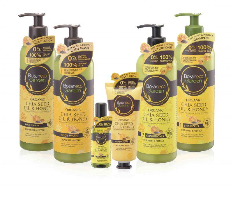 Kekal Segar Dengan Organic Chia Seed Oil and Honey Botaneco Garden