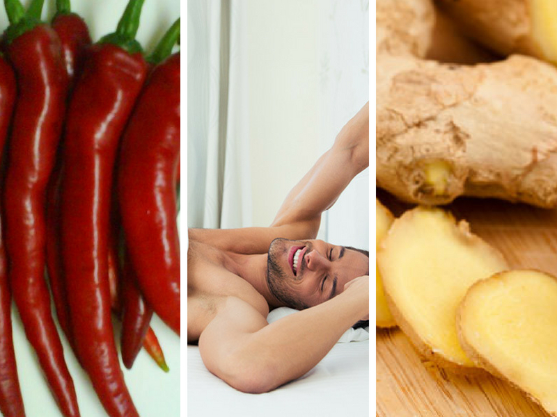 4 Makanan Untuk Stamina Luar Biasa Malam Anda, Barulah Pasangan Anda Tak Merungut