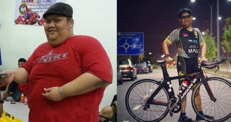 Lelaki 183kg Ini Kongsi Senaman Yang dilakukan Sehingga Berjaya Dapat Berat Ideal