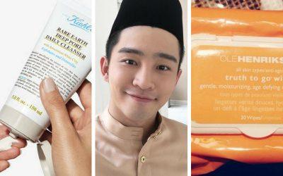 Tampak Bersih Dengan 5 Pencuci Muka Ini. Produk 'On The Go' Tu Paling Senang!